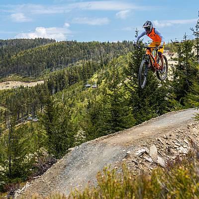 Szczyrk Enduro Trails by TREK